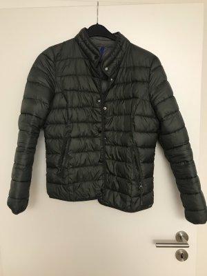 Jacke von Tom Tailor Gr.M grau-grün