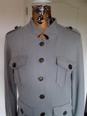 Yaya Shirt Jacket sage green