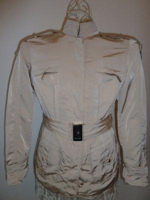 Jacke von Zara Woman Gr.M , Farbe nude
