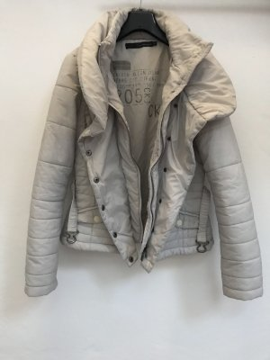 Calvin Klein Jeans Quilted Jacket white-light grey