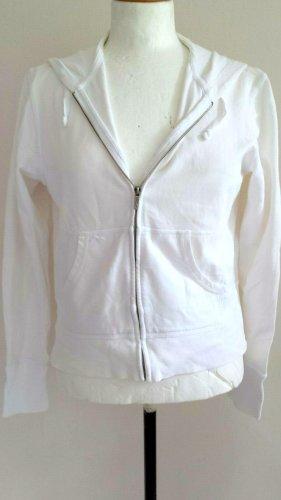 Veste chemise blanc coton