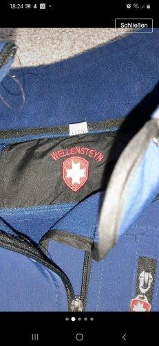 Wellensteyn Giacca softshell blu