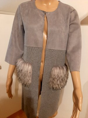 Beauty Women Cardigan grigio