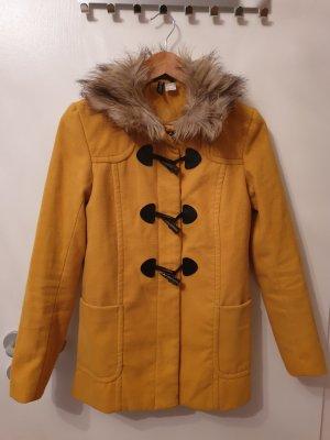 Jacke / Winterjacke gelb von H&M