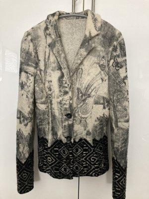 Marc Cain Blazer en laine multicolore