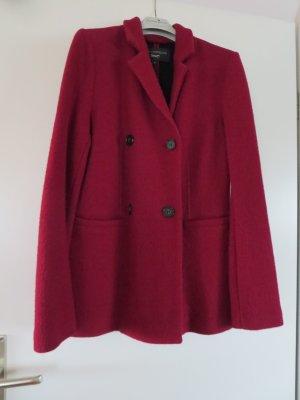 Paul Costelloe Wool Jacket dark red