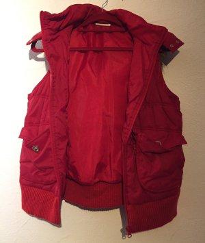 C&A Yessica Veste d'extérieur rouge foncé-rouge carmin