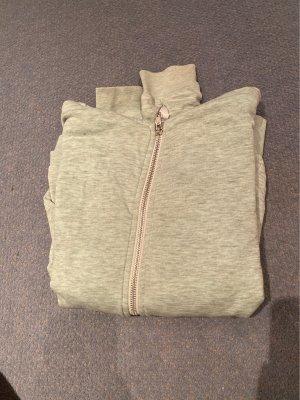 H&M Hooded Vest sage green