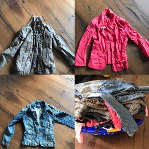 Jacken Hemden Westen