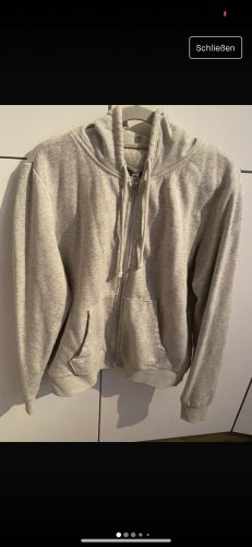 H&M Divided Hoody grey-brown violet