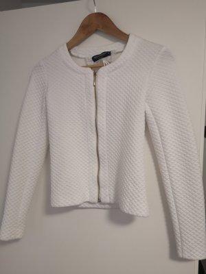 Rinascimento Kurtka o kroju koszulki biały