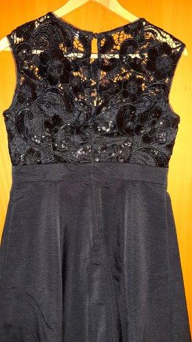 Jake*s Lace Dress dark blue