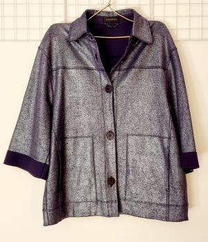 Strenesse Oversized Jacket multicolored cotton