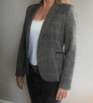 Zara Blazer en tweed multicolore