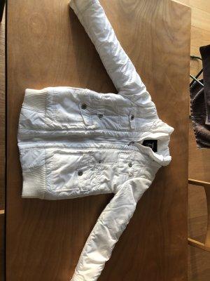 Dollhouse Biker Jacket white