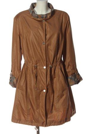 Jacket & Coat Heavy Raincoat brown casual look