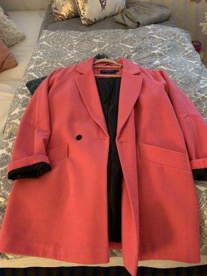 Wool Jacket magenta