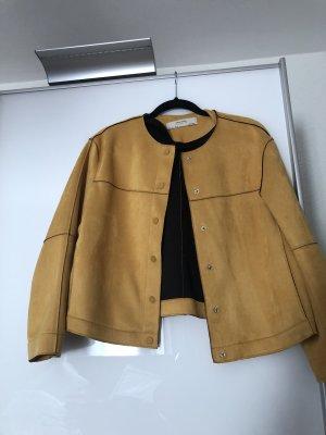 Jacket mustard