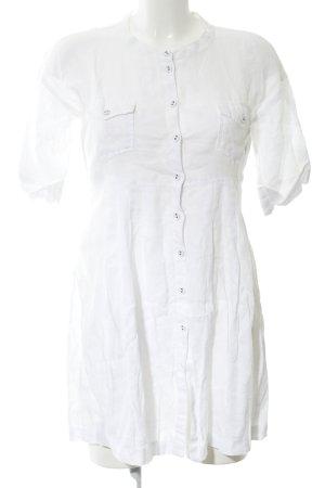 Jackpot Blusenkleid weiß Casual-Look