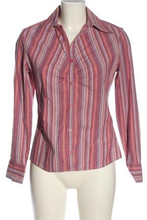 Jackpot Camicia blusa motivo a righe stile casual