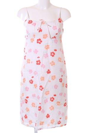 Jackpot Minikleid Blumenmuster Casual-Look
