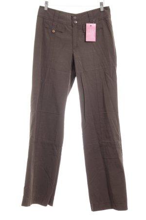 Jackpot Pantalone palazzo marrone stile casual
