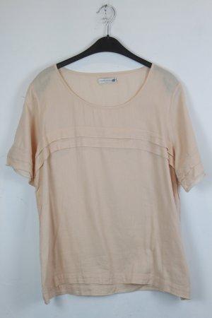 Jackpot Shirt Shirtbluse Gr. L apricot