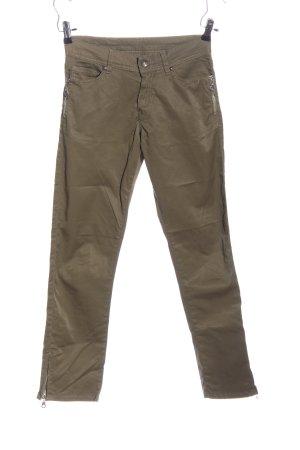 Jacky-O Five-Pocket-Hose bronzefarben Casual-Look