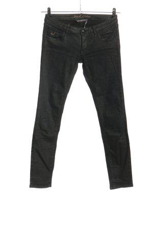 Jacob Cohen Skinny Jeans schwarz Casual-Look