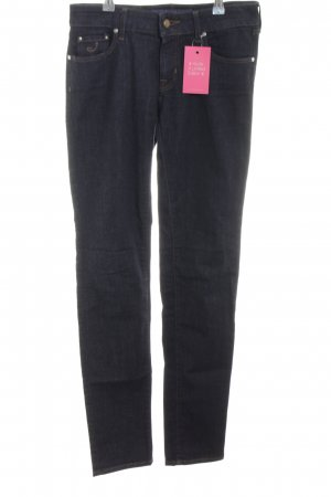 Jacob Cohen Skinny Jeans blau-schwarz Casual-Look