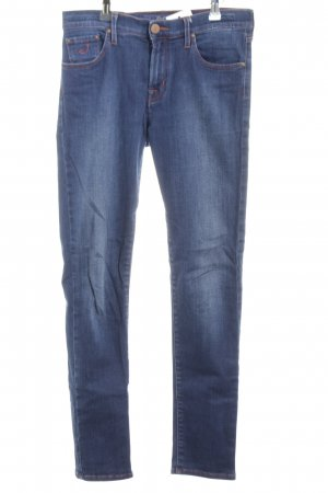 Jacob Cohen Skinny Jeans blau Casual-Look