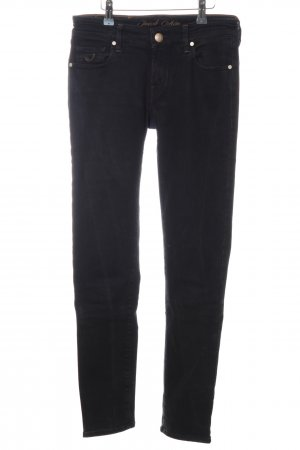 Jacob Cohen Slim Jeans schwarz Casual-Look