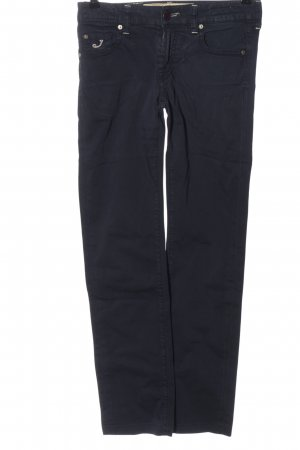 Jacob Cohen Straight-Leg Jeans blau Casual-Look