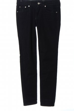 Jacob Cohen Stretch Jeans schwarz Casual-Look