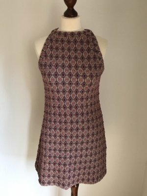 Jacquard Kleid Zara Made in Turkey (M)