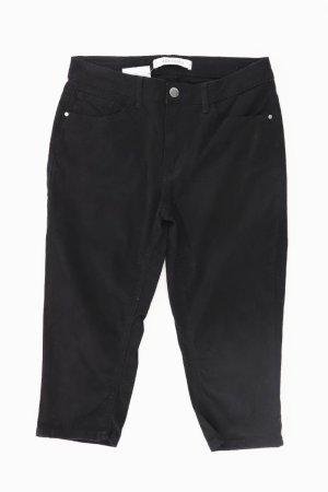 Jacqueline de Yong 3/4 Length Jeans black cotton