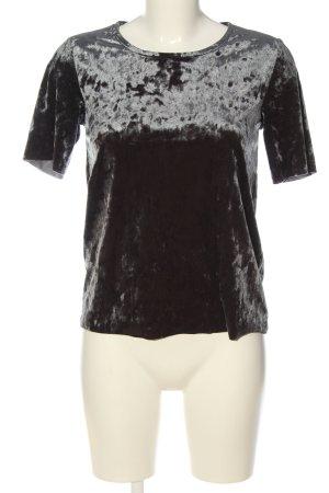 Jacqueline de Yong T-Shirt hellgrau Casual-Look