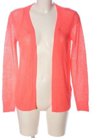 Jacqueline de Yong Cardigan rosa stile casual