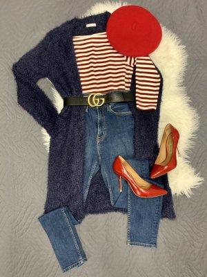 Jacqueline de Yong Giacca in maglia multicolore