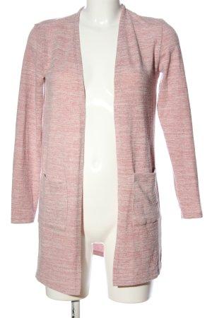 Jacqueline de Yong Cardigan pink meliert Casual-Look