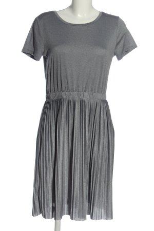 Jacqueline de Yong Abito a maniche corte grigio chiaro stile casual