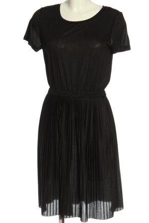Jacqueline de Yong Abito a maniche corte nero stile casual
