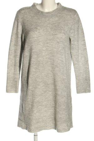 Jacqueline de Yong Długi sweter jasnoszary W stylu casual