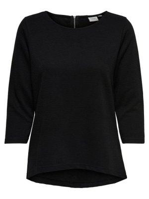 Jacqueline de Yong Długi sweter czarny