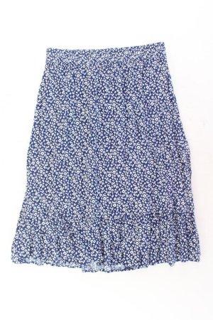 Jacqueline de Yong Maxi gonna blu-blu neon-blu scuro-azzurro Viscosa