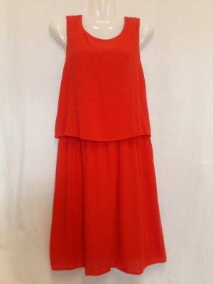 Jacqueline de Yong Minikleid Gr. 38 Red