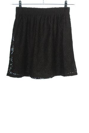 Jacqueline de Yong Minirock schwarz Elegant