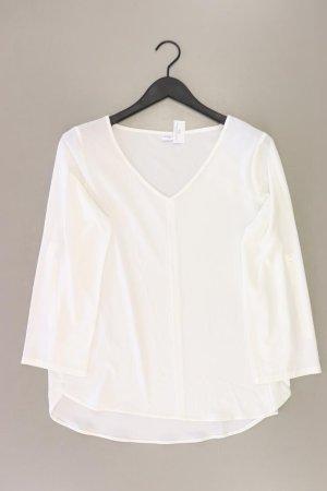 Jacqueline de Yong Bluzka oversize w kolorze białej wełny Poliester