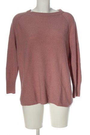 Jacqueline de Yong Rundhalspullover pink Casual-Look
