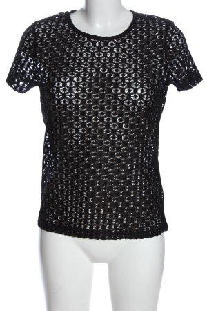 Jacqueline de Yong Lace Blouse black casual look
